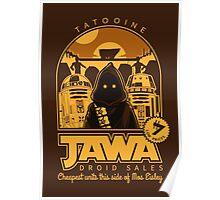 Jawa Droid Sales Poster