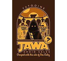 Jawa Droid Sales Photographic Print