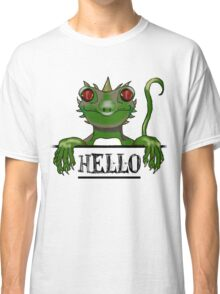 Monster say hello modern gifts Classic T-Shirt