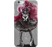 Rainbow Punk: Pinky Punk iPhone Case/Skin