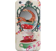 Tea time iPhone Case/Skin