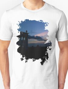 Sky and Architecture Unisex T-Shirt
