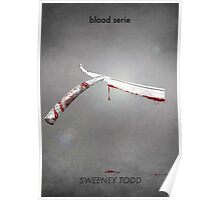 Sweeney Todd - blood serie Poster