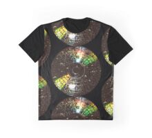 Compact Disco Graphic T-Shirt