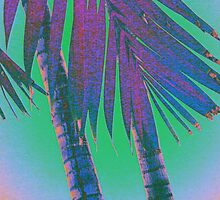 palmtree abstract:  fantasia by Ronald Eschner