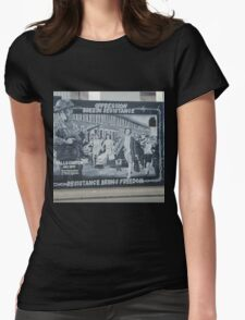 Political Catholic Murals T-Shirt