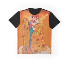 Just Before The Kiss Graphic T-Shirt