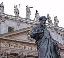 San Pietro al Vaticano by Ben Fatma Marc