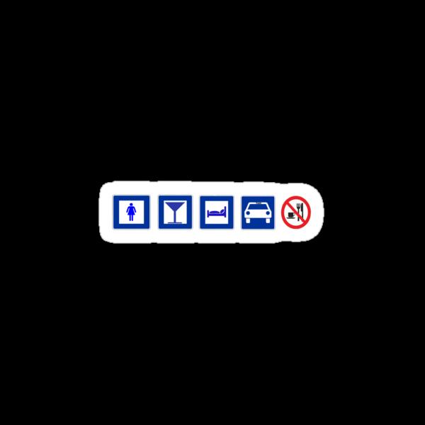 Pick up symbols by BeMyGoodTime