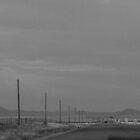 near the N1 by John Brian Dawes