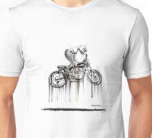 yamaha deathroddixie float Unisex T-Shirt