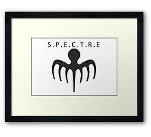 Spectre Framed Print