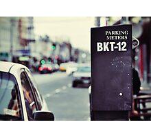 BKT-12 Photographic Print