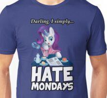 I hate Mondays Unisex T-Shirt