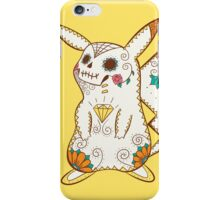 Pikachu Pokemuerto | Pokemon & Day of The Dead Mashup iPhone Case/Skin