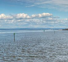 Silloth Shore And The Solway by VoluntaryRanger