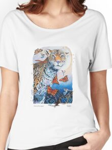 Dawn of the Jaguar Women's Relaxed Fit T-Shirt