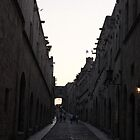 Old town by marolias