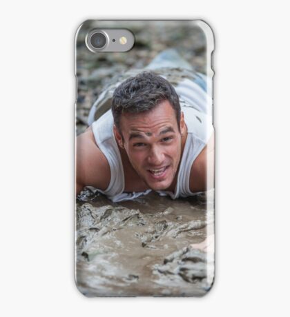 Dirty Model at Low Tide with John iPhone Case/Skin