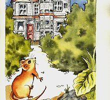 Bert's Birthday by Lynn Ede Illustration by Lynn Ede