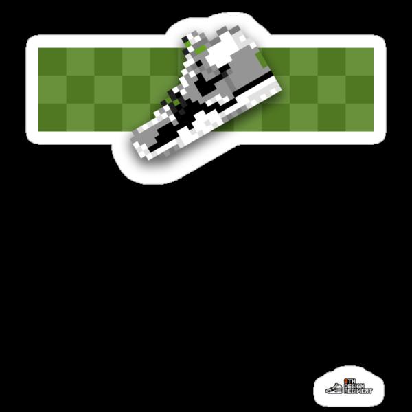 8-bit Air Trainer 1 by 9thDesignRgmt