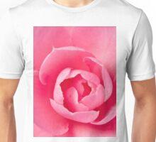 Macro Camellia Unisex T-Shirt