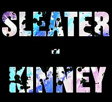 Sleater-Kinney by AJColpitts