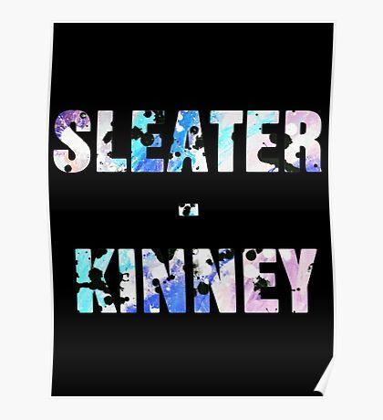 Sleater-Kinney Poster