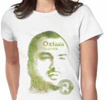 Oxfam Trailwalker Edition - Malcolm Seguel Womens Fitted T-Shirt