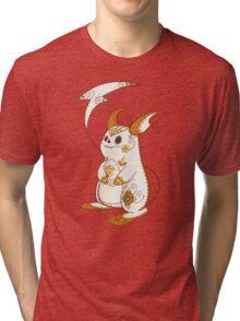 Raichu Pokemuerto   Pokemon & Day of The Dead Mashup Tri-blend T-Shirt