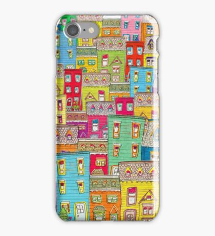 Way Downtown iPhone Case/Skin