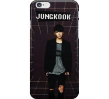 Grunge Series: JUNGKOOK iPhone Case/Skin