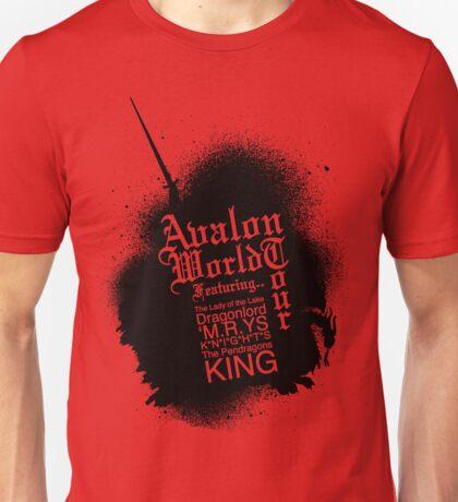 Avalon World Tour Unisex T-Shirt
