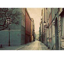 Old Photographic Print