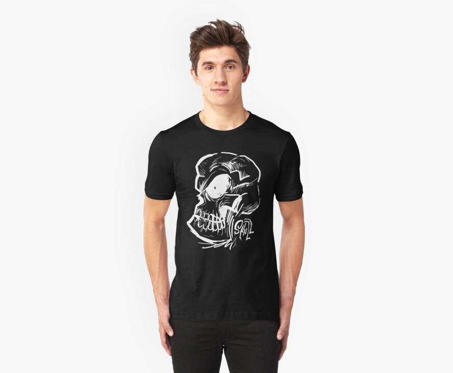 Skull by Extreme-Fantasy