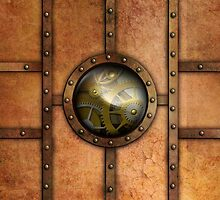 Clockwork Invention by Alisdair Binning