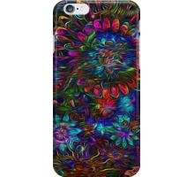 Aqua Garden Zen iPhone Case/Skin