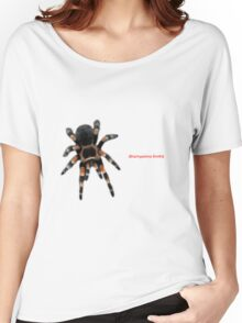 Mexican Red Knee Tarantula Women's Relaxed Fit T-Shirt