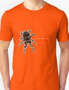 Mexican Red Knee Tarantula Unisex T-Shirt