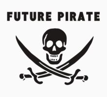 Future Pirate Kids Tee