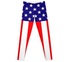 Stars and Stripes Classic Leggings