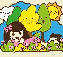 BEAUTY MIRANDITA ( http://www.facebook.com/oishiioishii.llc ) by oishii oishii