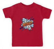 Comic Book NINO! Kids Tee