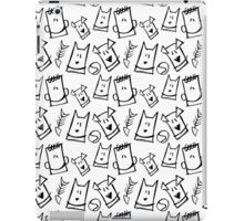 Puppies, kittens, cats, dogs & them! iPad Case/Skin