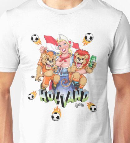 Let's Go DUTCH! (Great Balls of Fire:-)) T-Shirt