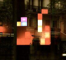 When dreams of Paul Klee reborn in Paris .... by Clo Sed