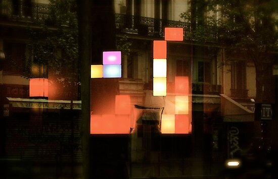 When dreams of Paul Klee reborn in Paris .... by Clo Sed