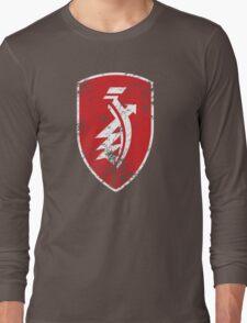 Distressed classic Zündapp emblem Long Sleeve T-Shirt