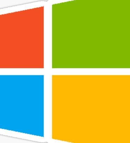 Microsoft Windows Sticker