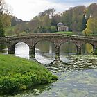 Palladian Bridge, Stourhead, May 2012 by RedHillDigital